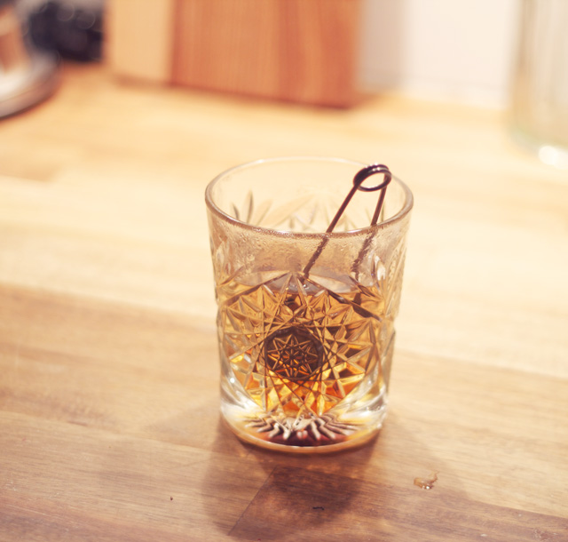 earl gey tea libbey glass glas te tesil