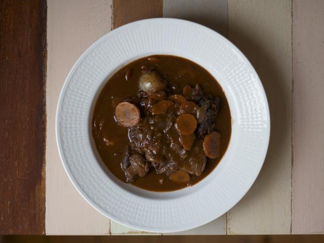 boeuf bourguignon gryta stew