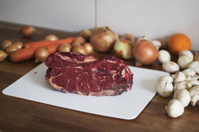 kött högrev boeuf bourguignon