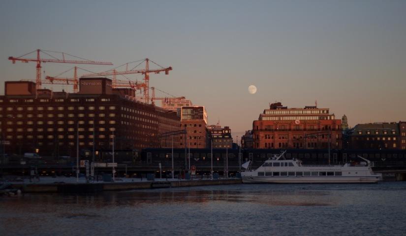 eftermiddag i stockholm
